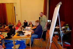 семинары и тренинги по психологии