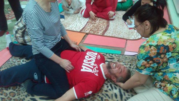 телесно ориентированная терапия обучение
