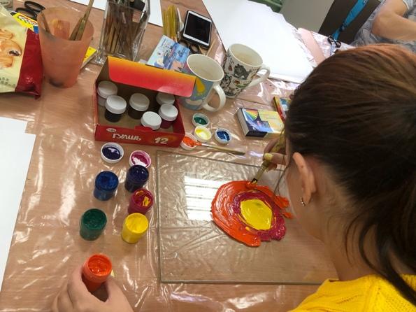 арт терапия для дошкольников