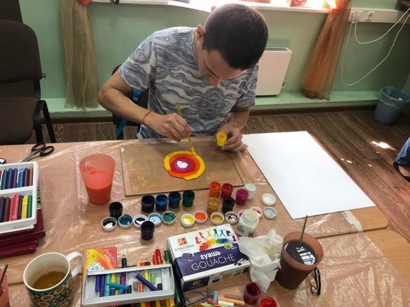 арт терпия для дошкольников