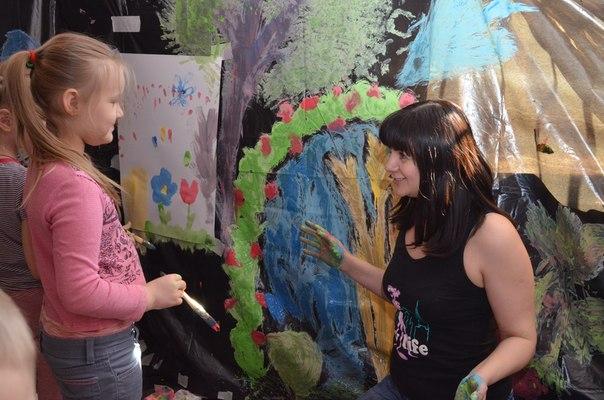 цветотерапия в детском саду